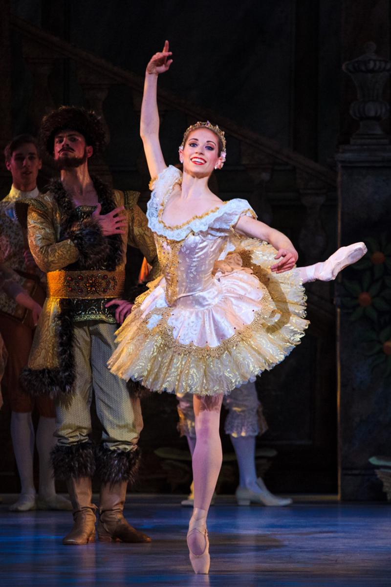 Katherine Lawrence Ballet West