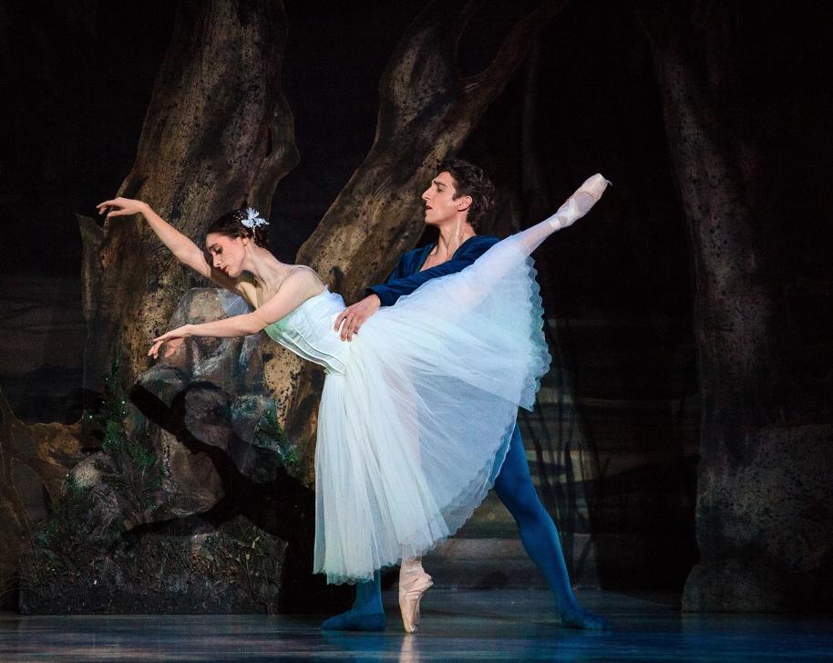 Giselle Ballet West