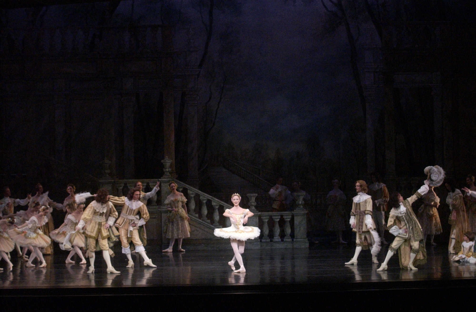 BW SleepingBeauty  Act I
