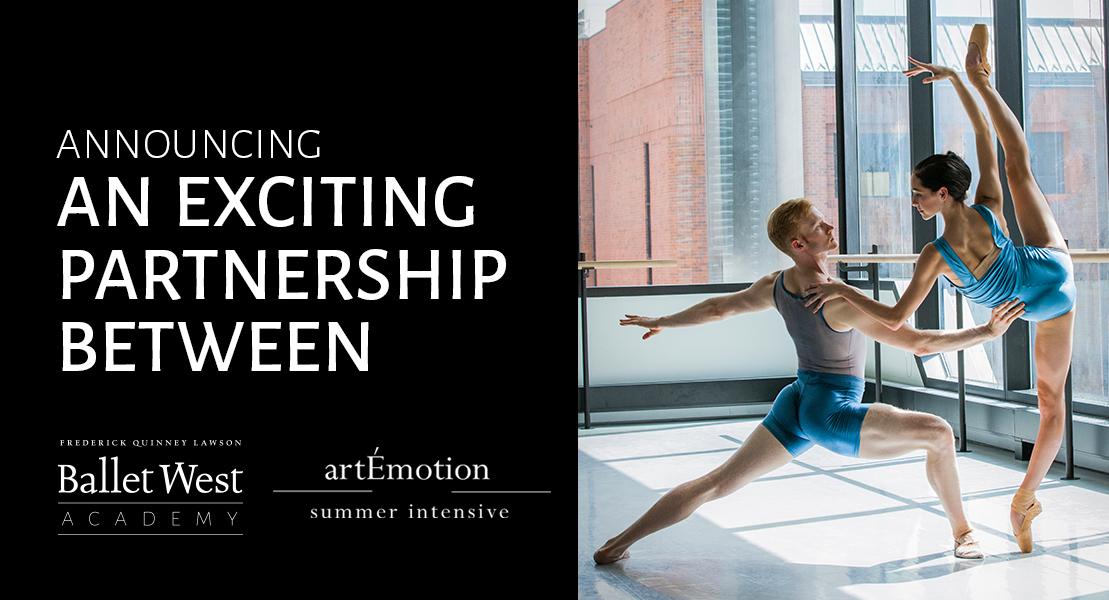 Ballet West Audition Tour