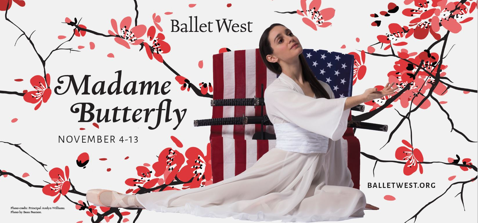 Madame Butterfly Synopsis : Ballet West