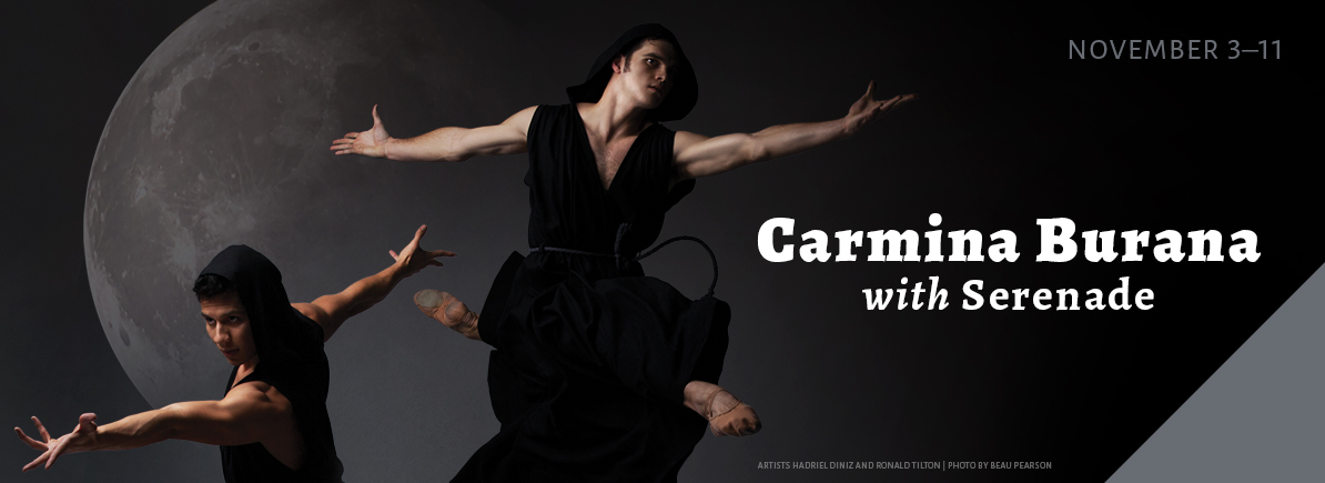 Ballet West presents Carmina Burana with Serenade