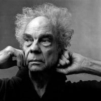 Merce Cunningham. Photo by Annie Leibovitz.