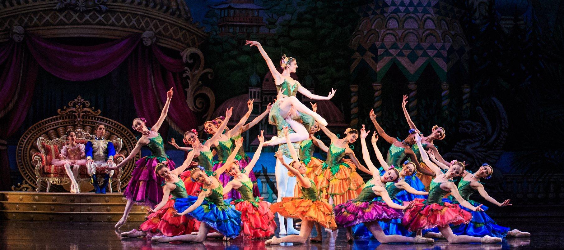 Byutv To Broadcast Ballet West S The Nutcracker Ballet West