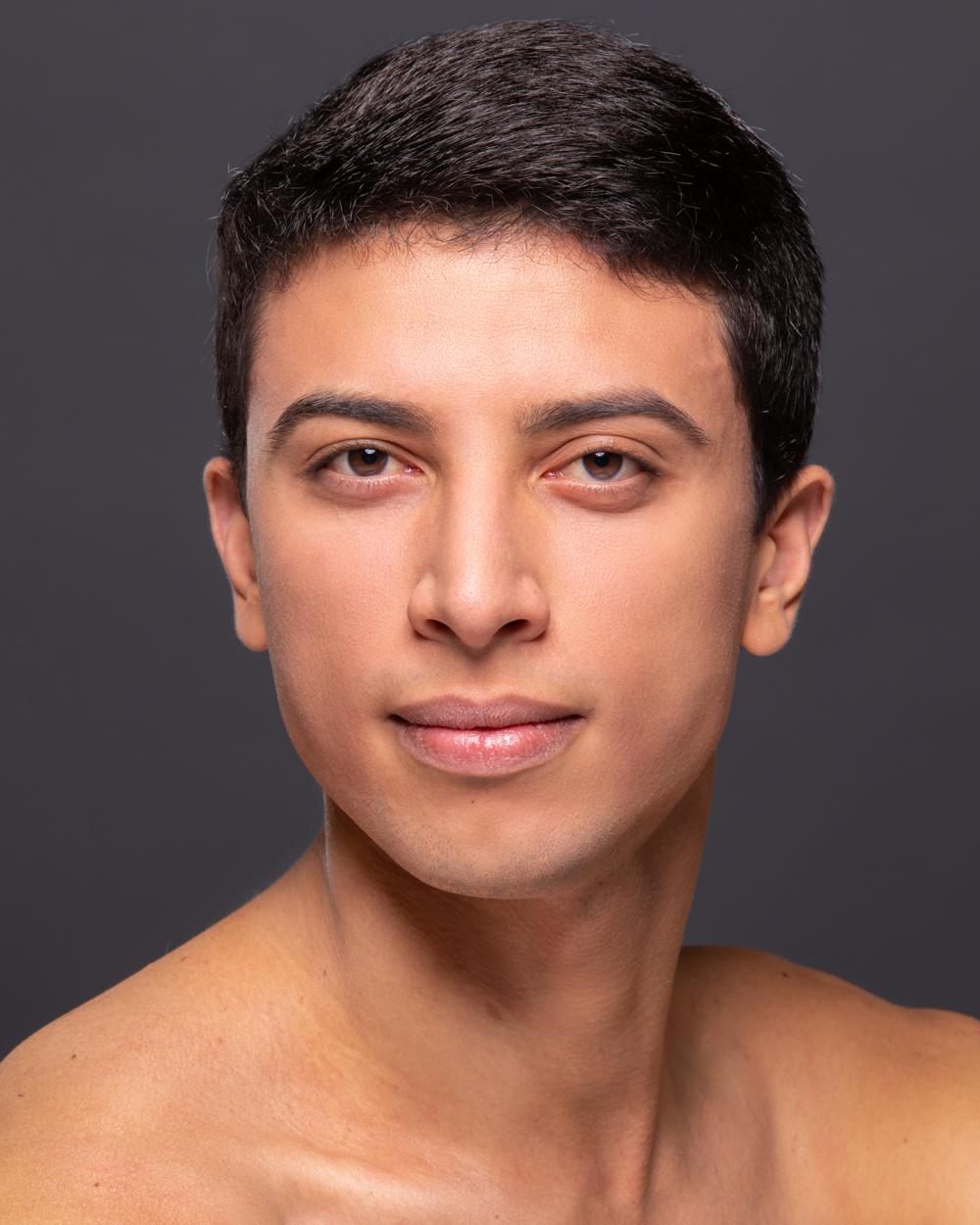 Alladson Barreto-bio