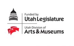 Utah Division of Arts and Museums (Utah State Legislature) Logo