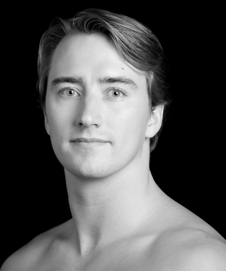 Born: Huntington Beach, California Training: Eight years of training under his parents at Orange County Dance Center in Huntington Beach, California, followed by The Rock School for Dance Education in Philadelphia, Pennsylvania under renowned instructors such as choreographer Christopher Fleming.