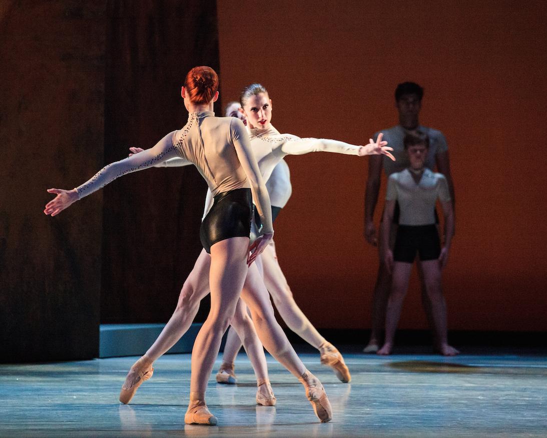 Artists of Ballet West by Luke Isley